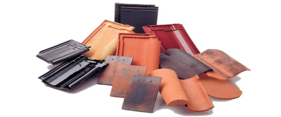 Cement & Ceramic Roofing Tiles